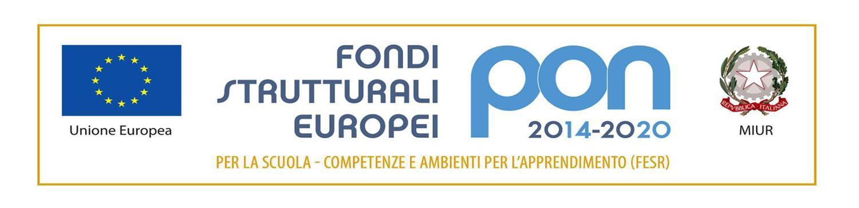 PON - Fondi strutturali europei 2014-2020